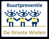 Buurtpreventie De Groote Wielen Logo